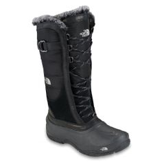 North Face Boots for Women | North Face Shellista Lace Boot Women's - North Face from LD Mountain ...