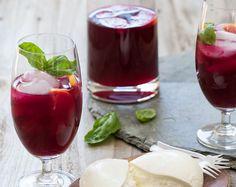 Beet Lemonade recipe by Foodiecrush