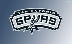 Spurs Logo HD Wallpaper