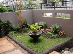 Taman Rumah Minimalis Dengan Ruang Terbatas - http://www.rumahidealis.com/taman-rumah-minimalis-dengan-ruang-terbatas/