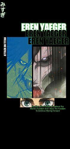 Eren Yaeger Wallpaper Attack On Titan