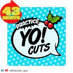 Out now to download for your computer or on the @tablebeats_app The Practice Yo Cuts X Mas Looper! .. Ft one of my dirty scratch loops to cut over and 42 other banging loops for your scratch enjoyment.. Forget your family your girlfriend or wife sell your kids on eBay resign from your job and cut it up until next X mas with this festive scratch geek spectacular ... Big up @ritchieruftone .. #practiceyocuts #turntablist #turntablism #djdaredevil #daredevilbeats #scratch #scratching #realdjing…