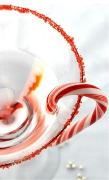Candy Cane Martini Jelly Shots Recipes — Dishmaps