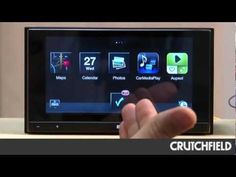 Smartphones and 2013 In-Dash Receivers | Crutchfield Video - YouTube #CarAudio #CarReceiver #smartphone