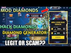 MOBILE LEGEND GEENERATOr hack diamonds and battle points free - Mobile Legends Hack Generator Diamonds and Battle points working 2020 Legend Games, Play Hacks, Diamond Shop, Mobile Legends, News Sites, Cheating, Battle, Diamonds, Free