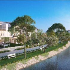 Dự án Vinhomes Thăng Long tại Nam An Khánh (Vinhomes Thang Long) chính thức mở bán, CHỈ TỪ 2,7 TỶ sở hữu nhà phố, liền kề, biệt thự VINHOMES THĂNG LONG đẹp