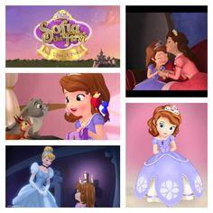 Disney Sofia the First!!
