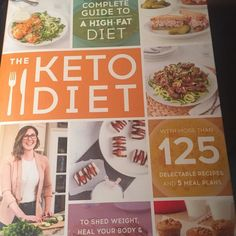 Absolutely fabulous! I couldn't recommend this book enough! Perfect for those looking to ditch the diet mentality and embrace the goodness of a fat fueled body! #theketodietbook