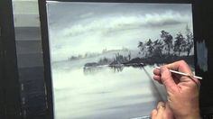 Beginners Acrylic Painting Tutorial-Contrast Part 3 Beginners Acrylic Painting Tutorial-Contrast Part 3 Acrylic Painting For Beginners, Acrylic Painting Tutorials, Painting Videos, Painting Lessons, Acrylic Art, Painting Techniques, Art Lessons, Bob Ross Paintings, Learn To Paint