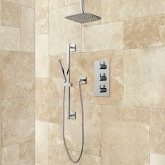 Freestanding Showers, Shower Systems, Shower Kits | Signature Hardware