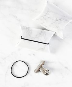 MyDubio | DIY | marble pillow boxes