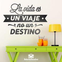 La vida es un viaje no un destino. Encuentra más inspiración para tus escapadas en www.escapadarural.com