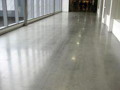 Polished Concrete - Concrete resurfacing systems