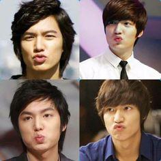 Lee Min Ho - cute!