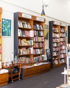 Collingwoods Newest Art Design Bookstore
