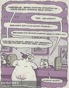 Eywallah ne diyim :) - Karikatür okuma'nın yeni hali !