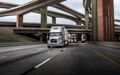 壁紙をダウンロードする ボルボVNL670, 2016, 重いトラック, 納品, 貨物輸送, スウェーデンのトラック, ボルボ