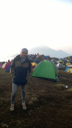 climbing Mt. Prau 2565 mdpl - Central Java