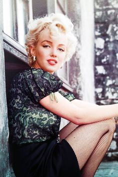 Marilyn Monroe photographed by Milton Greene, 1956