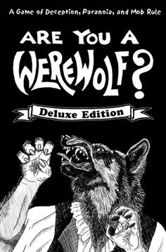 Werewolf game?