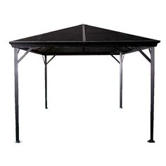 Hilgard sun shelter rona gazebo etc pinterest for Abri mural sun shelter