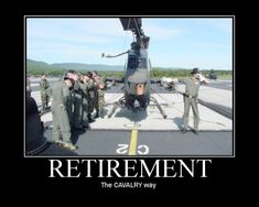 military humor pictures | military-humor-funny-joke-soldier-army-retirement-cavalry-way ...