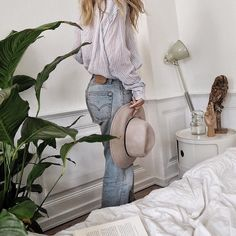 Isabellath wears our Ava fedora