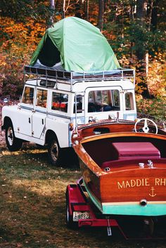 Land Rover 109 Serie II A SWB Safari top by Anchored In New England ⚓