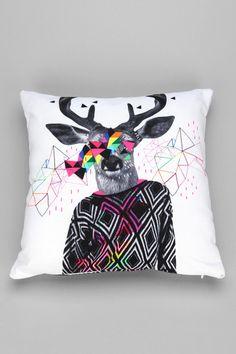 Kris Tate For DENY Wwww Pillow