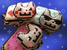 Nyan Cat plushes