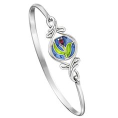 Kameleon Jewelry Sterling Silver Double Flurish KBR002S Sma -- To view further for this item, visit the image link.(This is an Amazon affiliate link)