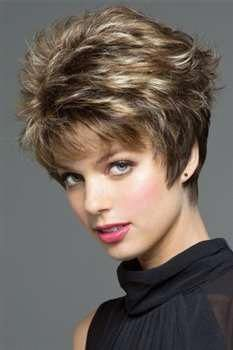 Quality HeatResistant synthetic hair women short Wigs Straight pixie cut hairstyle Blonde hair wig with bangs pelucas pelo corto natural with free worldwide shipping on AliExpress Mobile Short Hair With Layers, Short Hair Cuts For Women, Short Hairstyles For Women, Wig Hairstyles, Wedding Hairstyles, Hairstyles 2016, Short Hair Over 60, Hairstyle Photos, Teenage Hairstyles