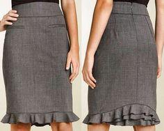 vestidos veraniegos de tela chalis medianos - Buscar con Google
