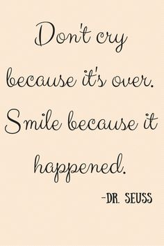 Don't you just love Dr. Seuss?