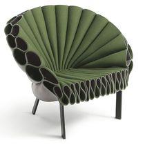 Peacock Chair Dror