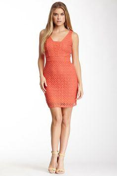 Hale Bob Crocheted Lace Dress by Assorted on @HauteLook