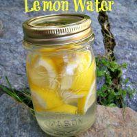 Lemon Water1