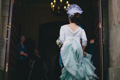 Maureen #weddingdress + #bridesmaids #somethingblue #madebyanatomy c/o http://www.nickelcitystudios.com/ http://www.madebyanatomy.com
