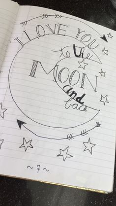 😇#moon#sun#handlettering#bulletjournal#lovely#cool#lovethis#stars