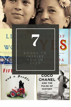 Need a little extra push? Check out these inspiring reads.