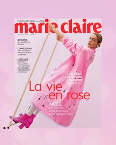 Cette année, on voit la vie en rose avec le Marie Claire de janvier! 💓💓 #marieclaire #marieclairebe #january2020 #januaryissue #januarybaby #newyear2020 Marie Claire, Magazine, Movies, Movie Posters, Getting Older, January, Face, Film Poster, Films
