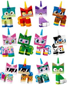 LEGO Unikitty Series 1 Minifigures for sale online
