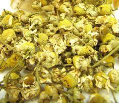 ORGANIC Dried Chamomile Flowers   by StressTamerSpa