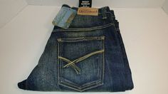 Nudie Jeans Denombirds New Old Stock, Narrow Bagg, S-Sample, Made in Italy, #164…
