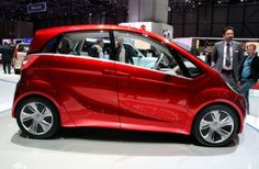 Tata Pixel Concept - Salón del Automóvil Ginebra 2012