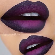 Ombre lips looks are one of the latest beauty obsessions. Check out our photo gallery featuring gradient lip makeup looks and go for mega impact.