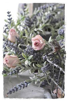 Landlige Hjem: Lavendel....