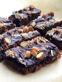 Opskrift på havregrynscookies - Helt op til månen - Healthy Sweets, Healthy Snacks, Cure Diabetes Naturally, Something Sweet, Diabetic Recipes, Brownie Cookies, Eat Cake, Cravings, Cake Recipes