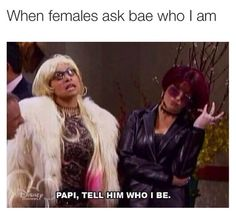 gotta start calling my husband ''papi''. just to mess with him.