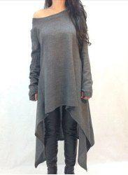 Asymmetrical Dresses For Women | Cheap Black And White Asymmetrical Dresses Online At Wholesale Prices | Sammydress.com